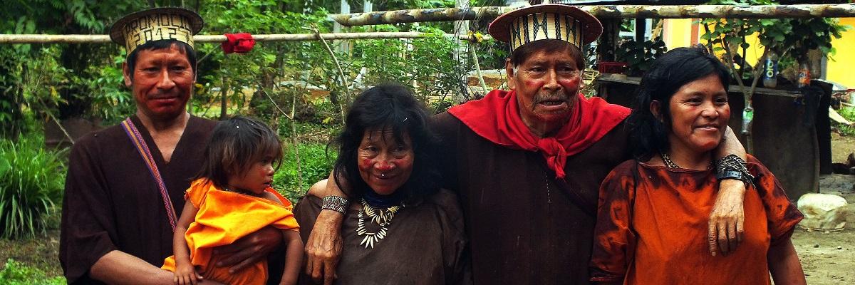 PERU Espiritu Pampa és az asháninka indiánok