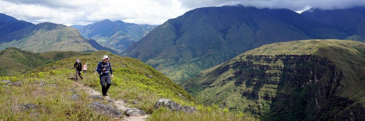 KOLUMBIA (KÖZÉP) A Kordillerák koloniális falvai