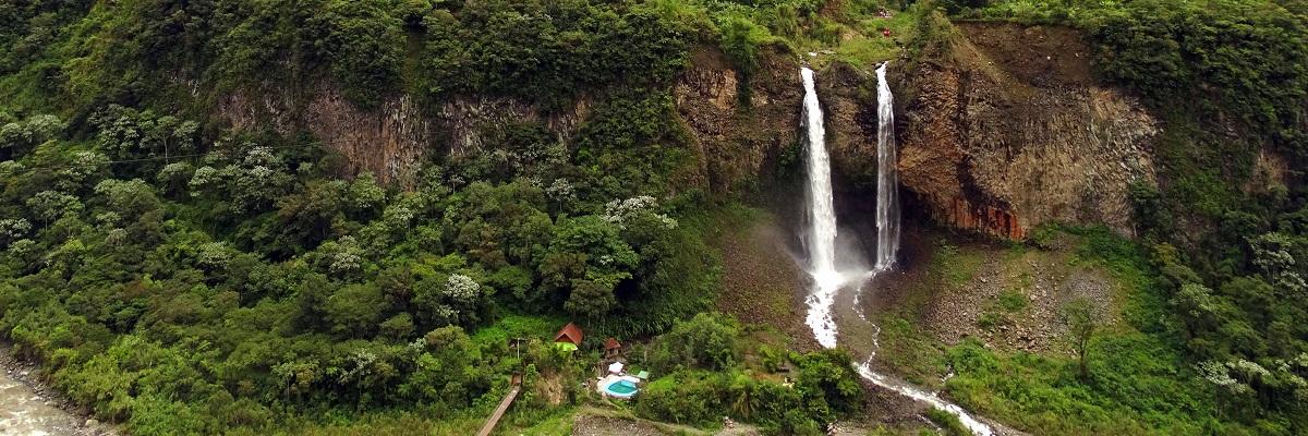 ECUADOR Dél-Amerika törpéje