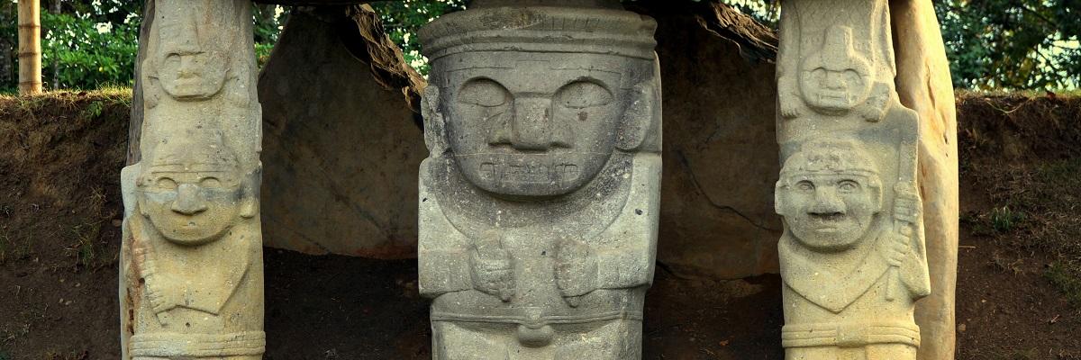 KOLUMBIA (DÉL) Az Andok árnyékában